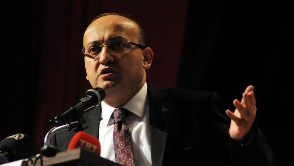 Türkiye Başbakan Yardımcısı Yalçın Akdoğan - Sputnik Türkiye