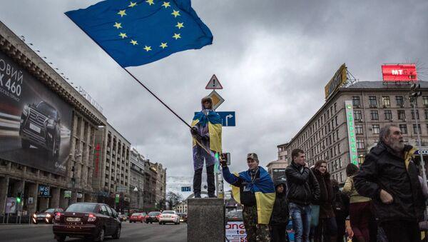 Avrupa Birliği'nden Ukrayna'ya kredi - Sputnik Türkiye