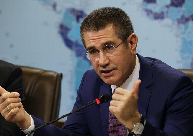 Gümrük ve Ticaret Bakanı Nurettin Canikli