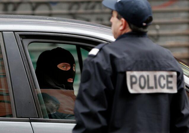 Fransa polisi
