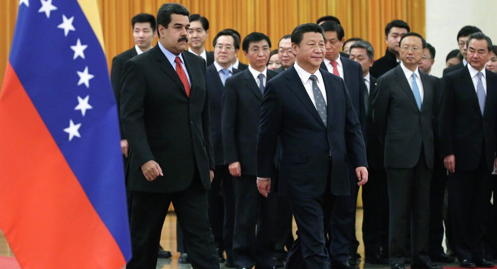 Venezuela Devlet Başkanı Nicola Maduro