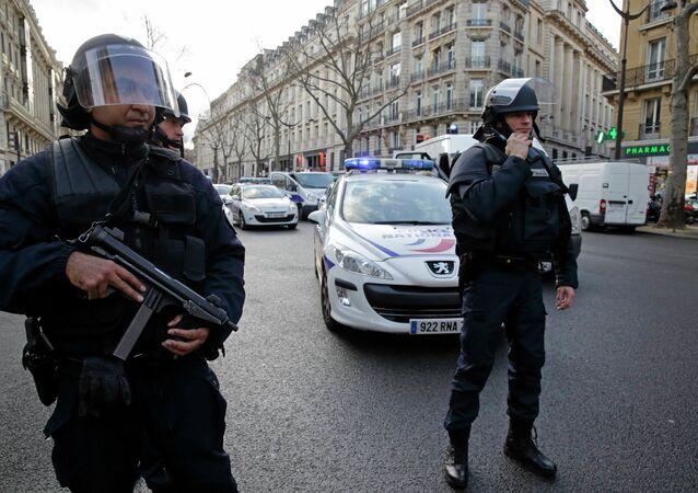 Fransa Cumhuriyet yürüyüşü
