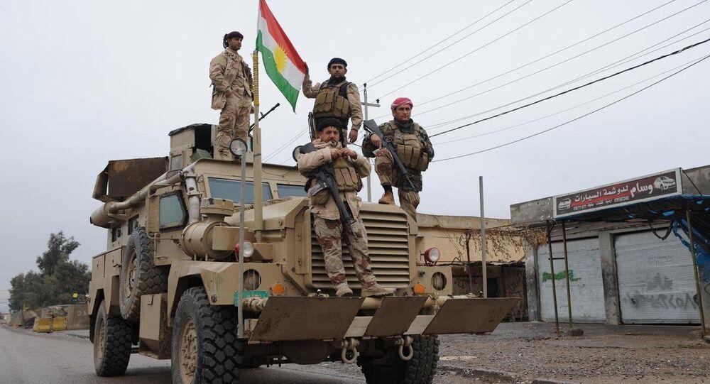 Irak-Peşmerge güçleri