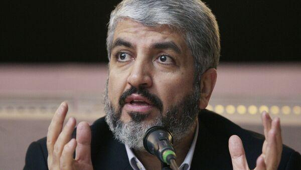 Hamas lideri Halid Meşal - Sputnik Türkiye