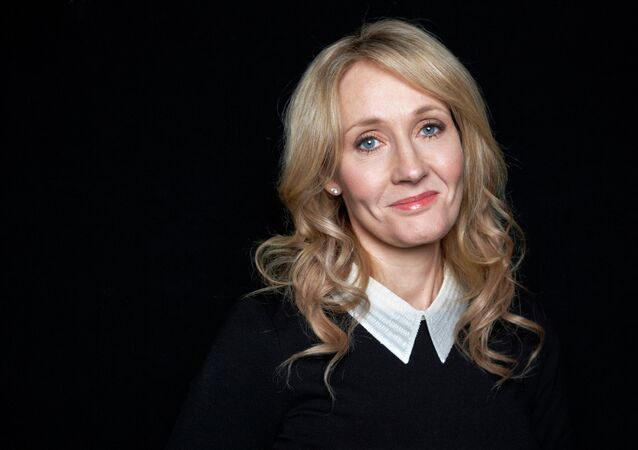 Yazar J.K.Rowling