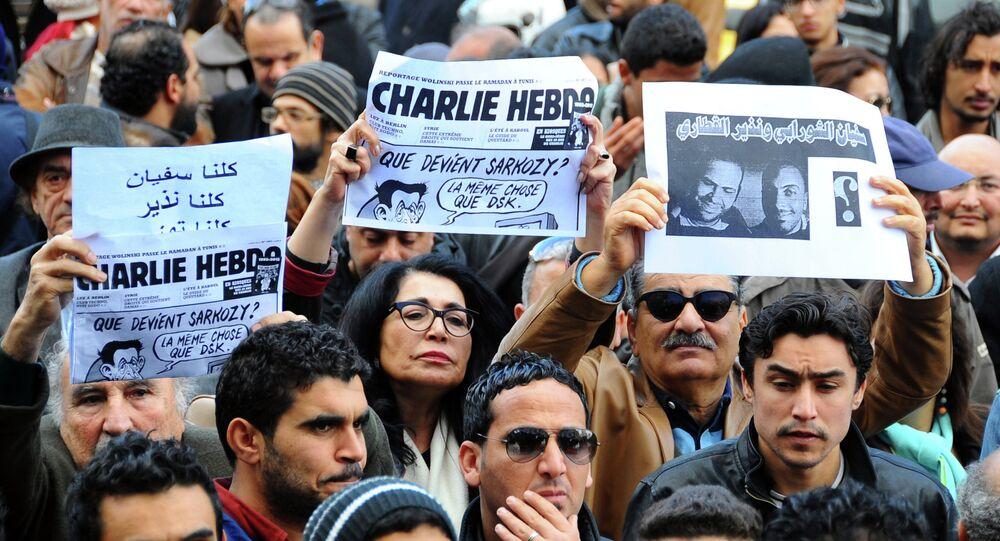 Charlie Hebdo dergisi