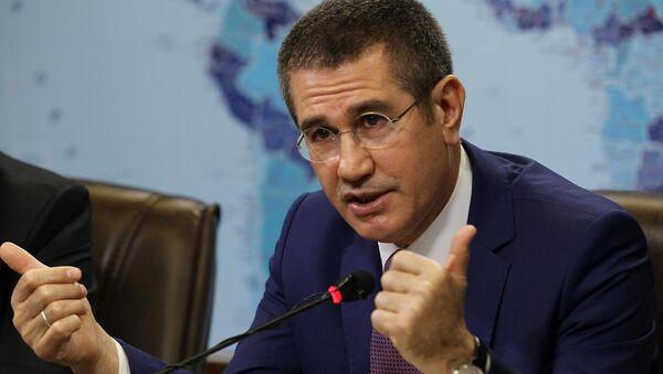 Türkiye Gümrük ve Ticaret Bakanı Nurettin Canikli - Sputnik Türkiye