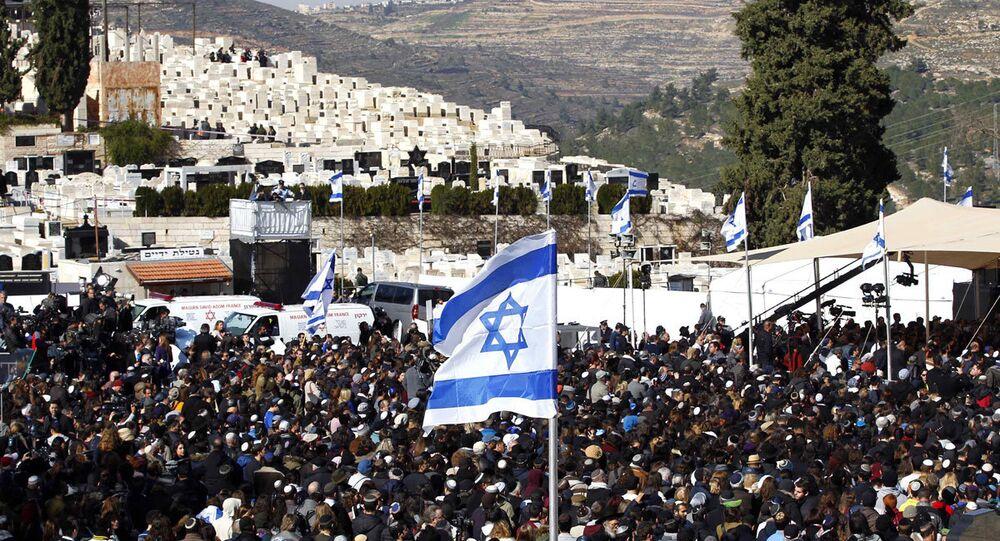 Paris'te 9 Ocak'ta bir koşer marketine düzenlenen terörist saldırıda hayatını kaybeden 4 Yahudi'nin cenazesi Kudüs'te toprağa verildi.