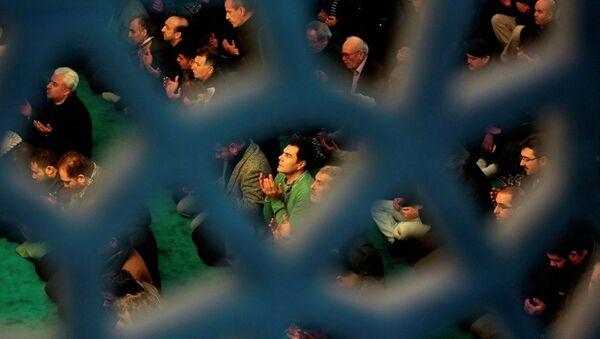 Almanya'daki Müslüman cemaatler - Sputnik Türkiye