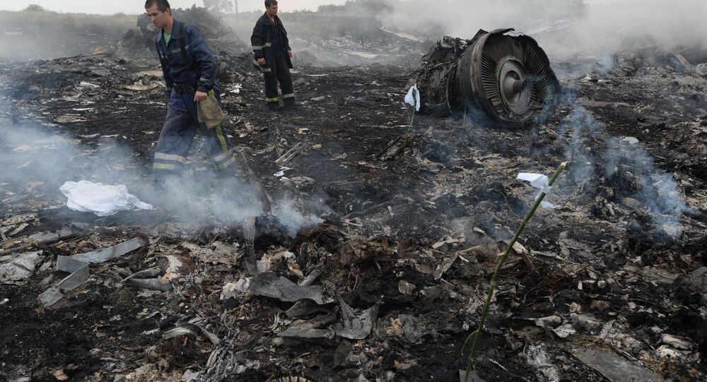 Ukrayna'da Boeing kazası
