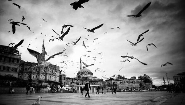 İstanbul'da hayat - Sputnik Türkiye