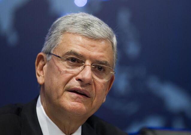 Türkiye AB Bakanı ve Başmüzakereci Volkan Bozkır