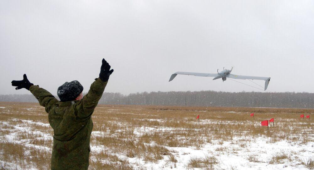 Rus insansız hava aracı
