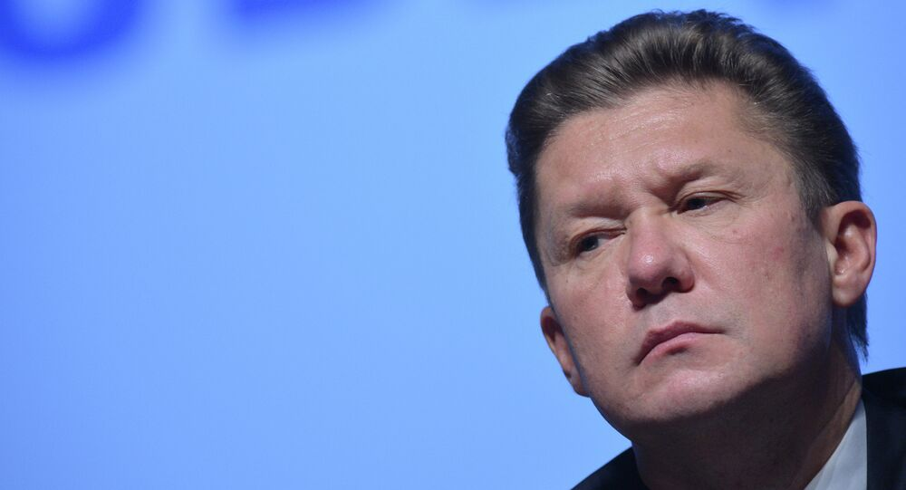 Gazprom Şirketi. Aleksey Miller