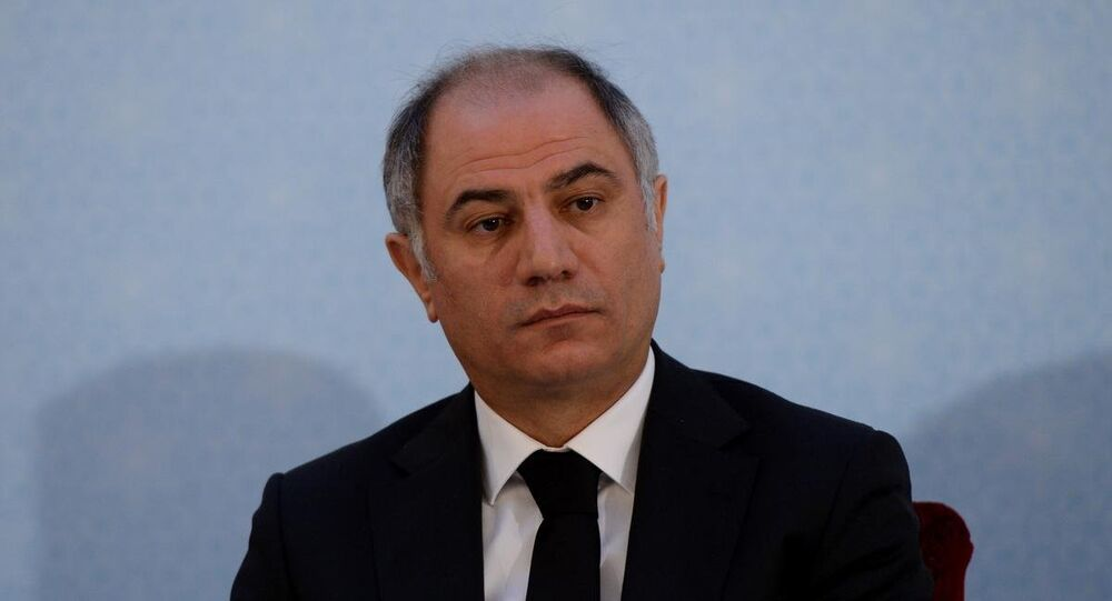 Türkiye İçişleri Bakanı Efkan Ala