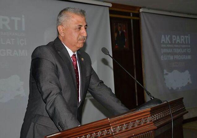 AK Parti Şırnak Milletvekili Mehmet Emin Dindar