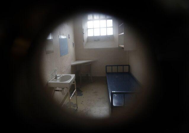 Hapishane hücre
