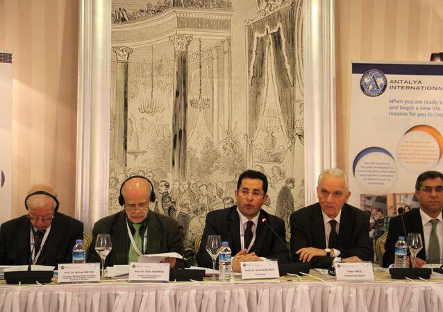 3. Türk-Rus Entelektüeller Buluşması