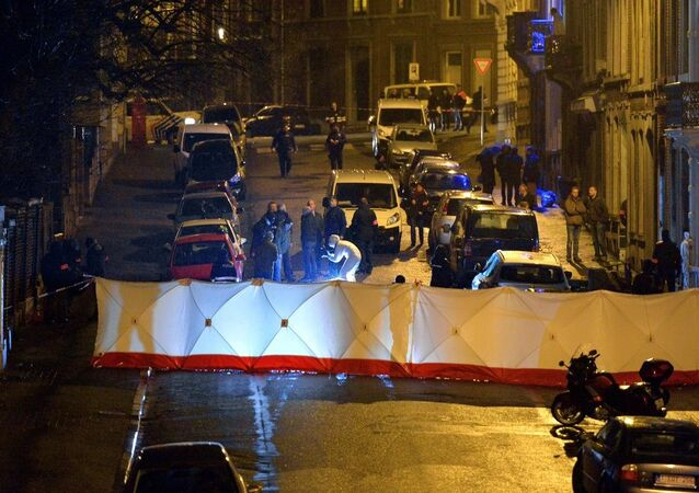 Belçika'da terörle mücadele operasyonu