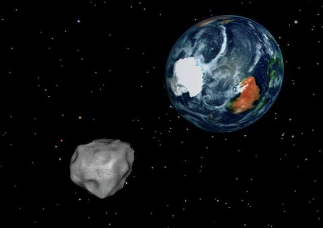 NASA asteroit