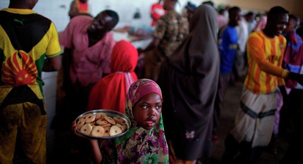Somali'de açlıktan ölümler