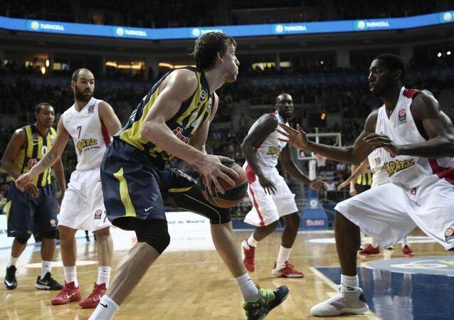 Fenerbahçe Ülker-Olimpiakos