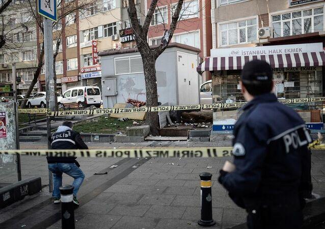 İstanbul'da bomba paniği