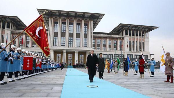 Cumhurbaşkanlığı Sarayı - Sputnik Türkiye
