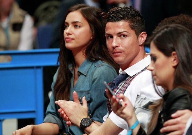 Cristiano Ronaldo ile Irina Shayk ayrıldı
