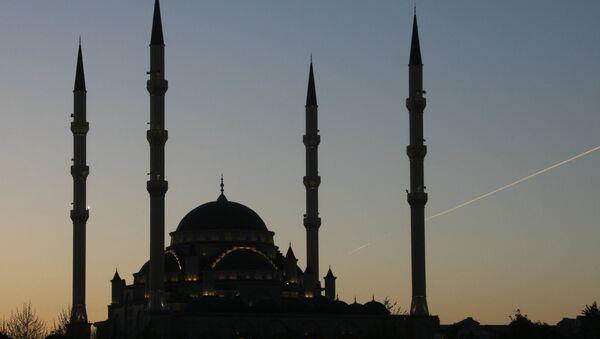 Grozni'de cami - Sputnik Türkiye