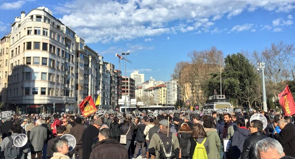 Hrant Dink anması