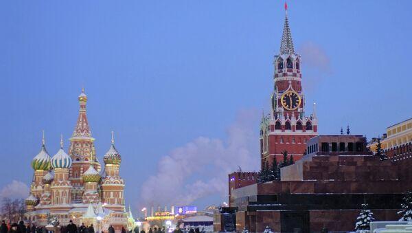 Kremlin Sarayı, Kızıl Meydan - Sputnik Türkiye