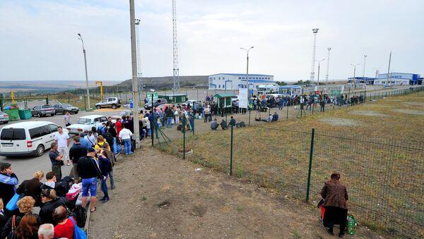 Ukraynalı mülteciler - Sputnik Türkiye