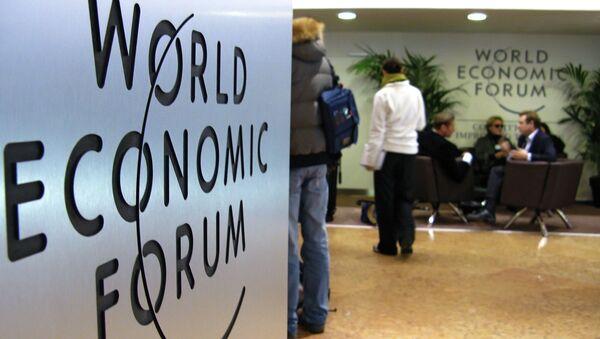 Davos Zirvesi. Dünya ekonomik forumu - Sputnik Türkiye