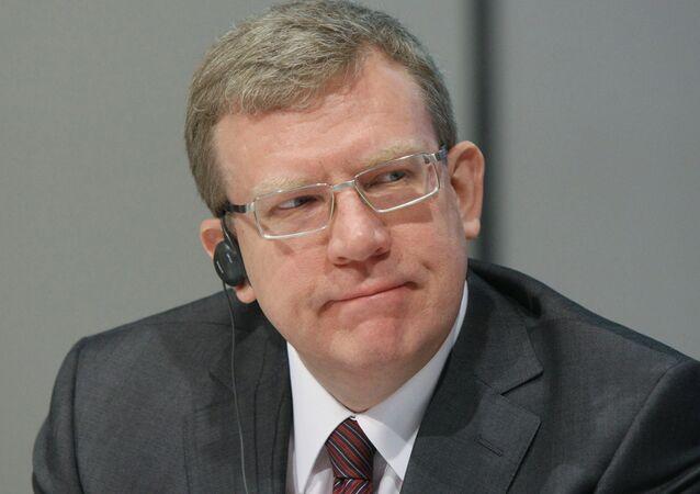 Aleksey Kudrin