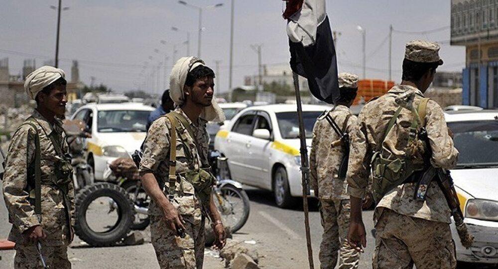 Yemen Husi Ensarullah Hareketi