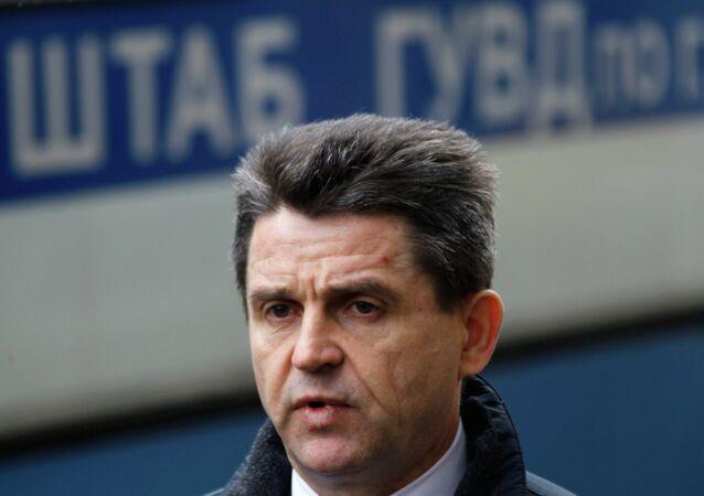 Rusya Soruşturma Komitesi Başkanı Vladimir Markin
