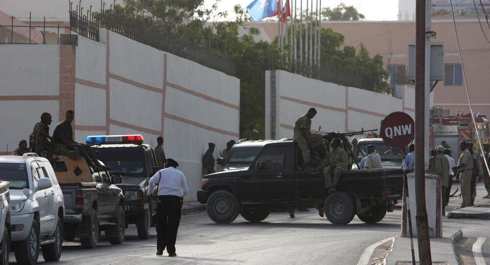 Somali'de Türk heyetine saldırı