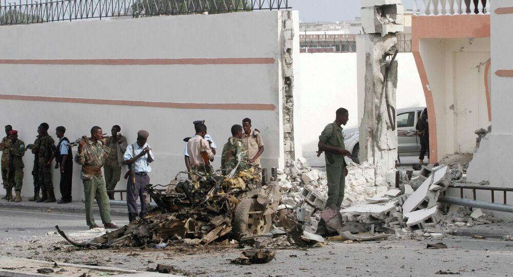Somali'de El Şebab saldırısı