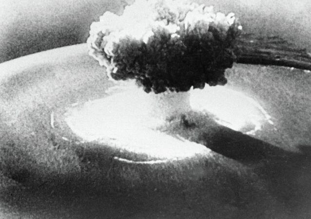 Nükleer patlama