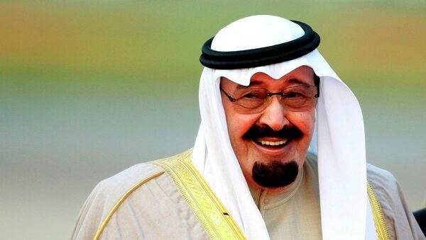 Abdullah Bin Abdulaziz Al Suud - Sputnik Türkiye