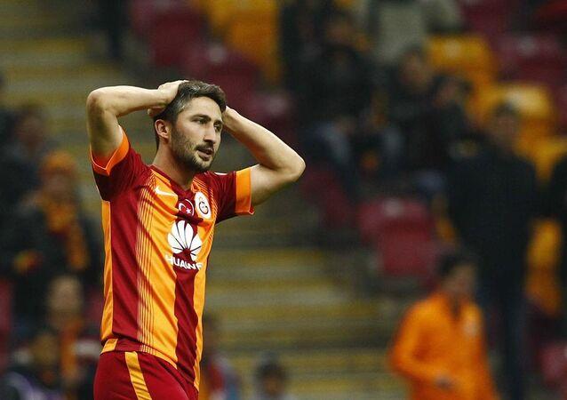 Galatasaraylı Sabri Sarıoğlu