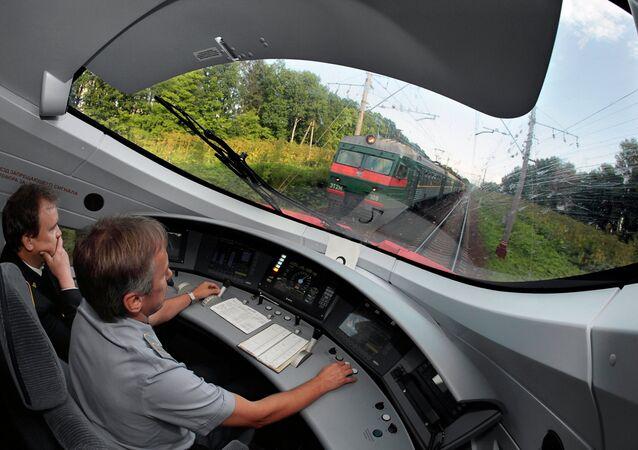 Moskova hızlı tren hattı