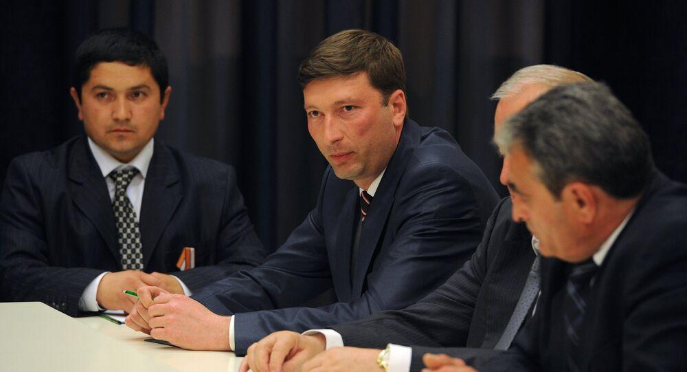 Kırım'ın uluslararası ilişkiler ve sürgün edilen vatandaşlardan sorumlu Devlet Komitesinin Başkanı Zaur Smirnov