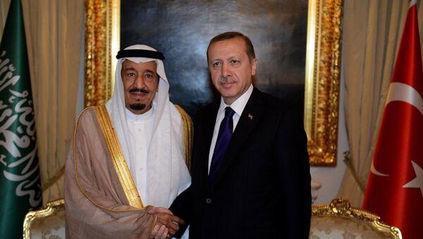 Yeni Suudi Arabistan Kralı Selman bin Abdulaziz - Sputnik Türkiye
