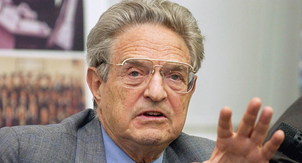 Milyarder borsa oyuncusu George Soros