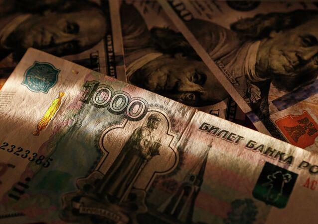 Dolar-Ruble