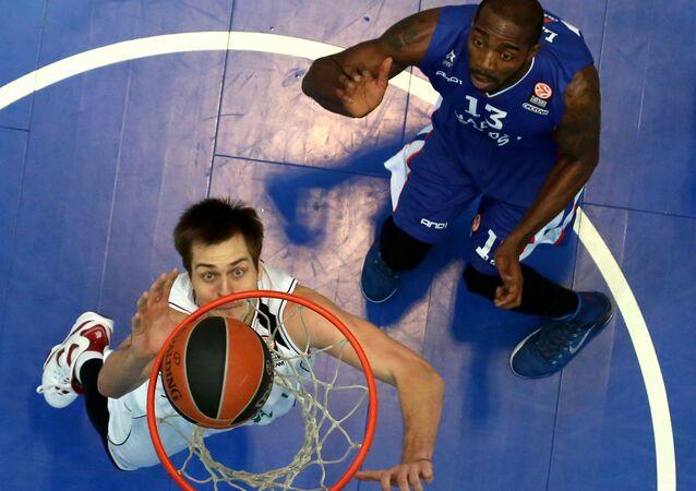 Basketbol THY Avrupa Ligi