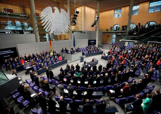 Almanya Federal Meclis