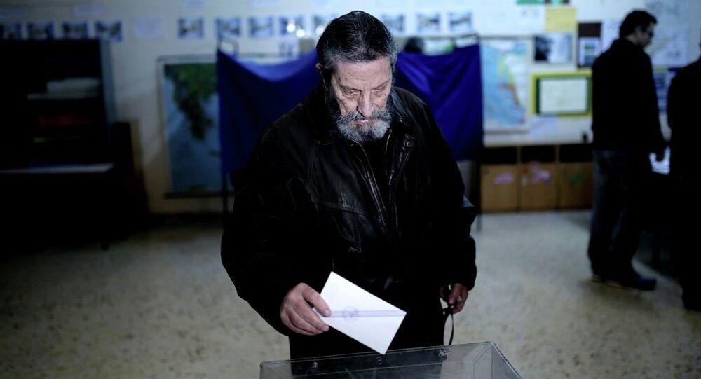 Yunanistan erken genel seçim